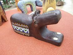Werribee Zoo Hippo