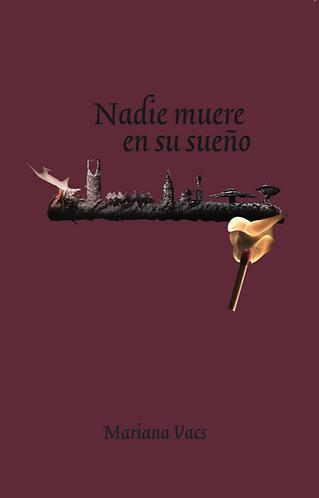 Nadie muere en su sueño · Mariana Vacs · Argentina · Poesía