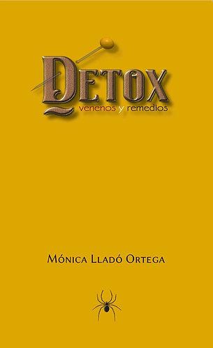 Detox · Mónica Lladó · Puerto Rico · Poesía