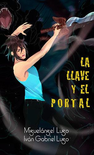 La Llave y el portal · Migueángel & Iván Lugo · Puerto Rico · Novela