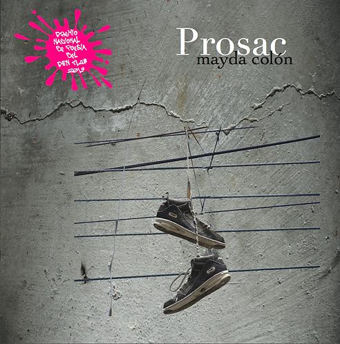 Prosac · Mayda Colón · Puerto Rico · Poesía