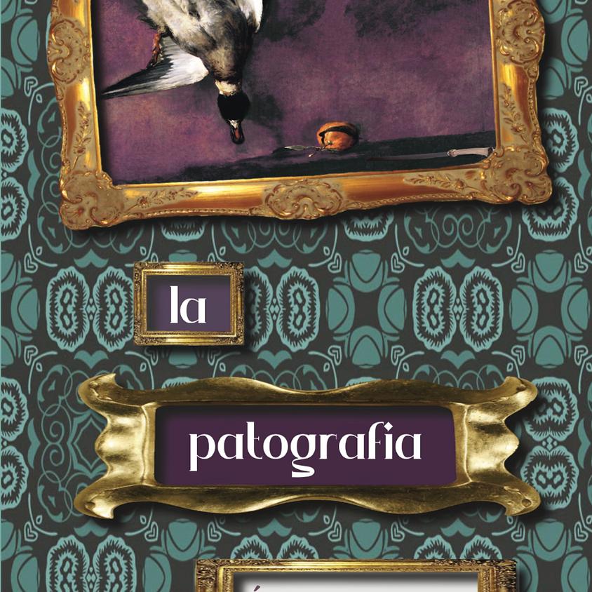 """Presentación de la novela """"La patografía"""" · Ángel Lozada · Edición Conmemorativa"""