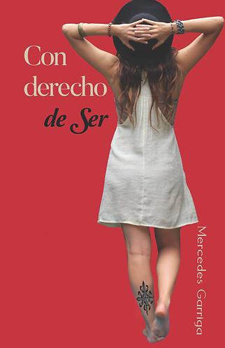Con derecho de ser · Mercedes Garriga ·Poesía · Puerto Rico
