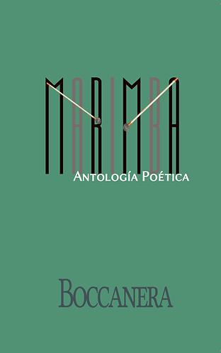 Marimba · Antología Poética · Jorge Boccanera · Argentina · Poesía