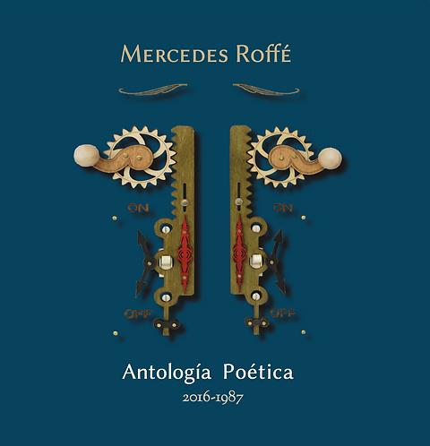Mercedes Roffé  Antología Poetica (2016-1987) · Argentina