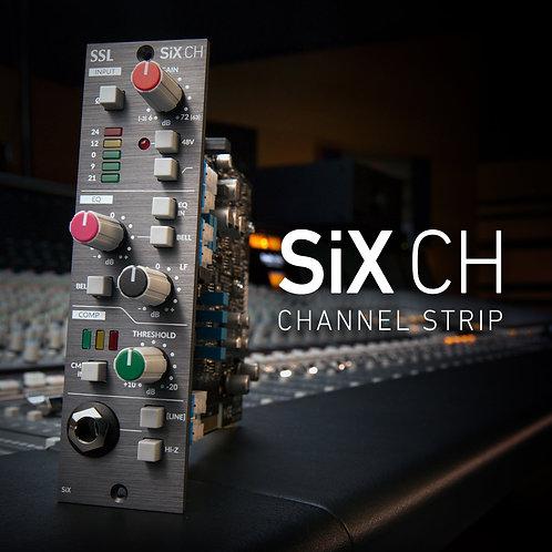 SSL Six Channel Strip