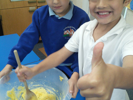 Budding Biscuit Bakers!