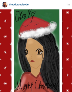 """Holiday Gen"" by @theodoraepisode"