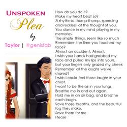 """""""Unspoken Plea"""" © 2016"""