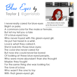 """""""Blue Eyes"""" © 2015"""