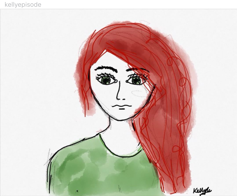 """Shelley"" by @kellyepisode"