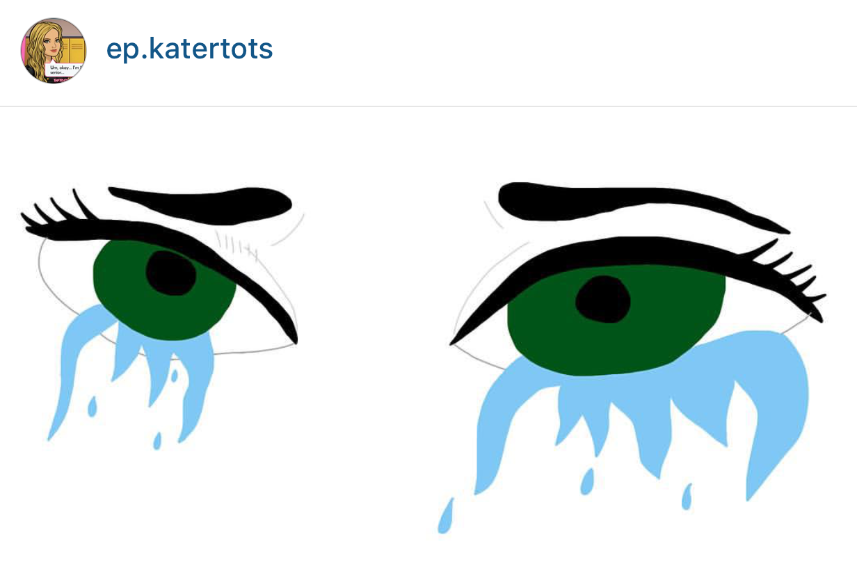 """""""Green Eyes"""" by @ep.katertots"""