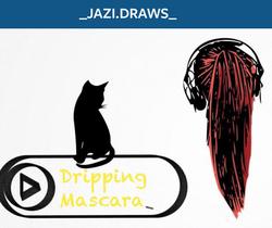 """Salma and Me"" by @_jazi.draws_"