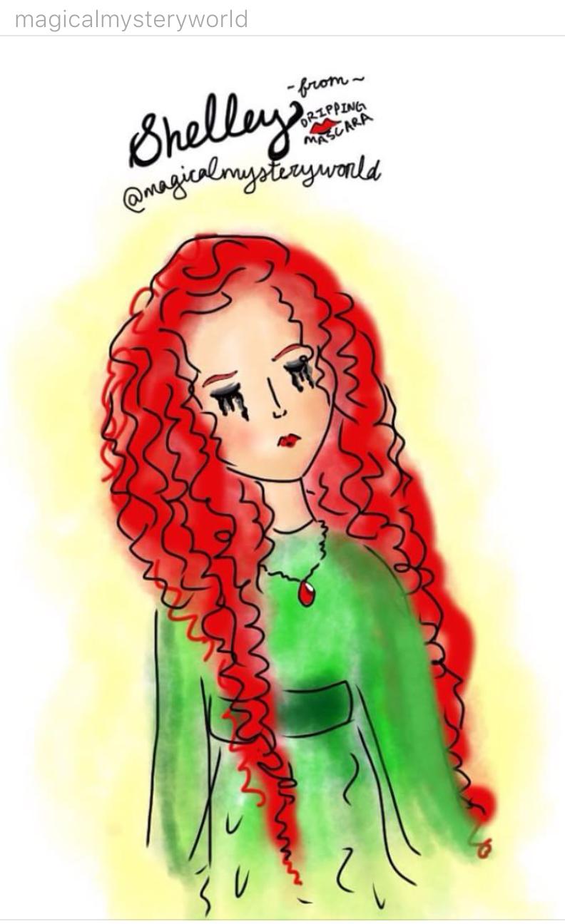"""""""Shelley"""" by @magicalmysteryworld"""