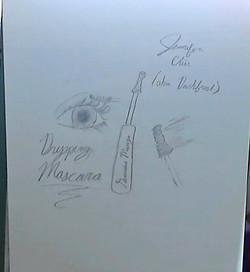 """Mascara"" by @Darkfrost"