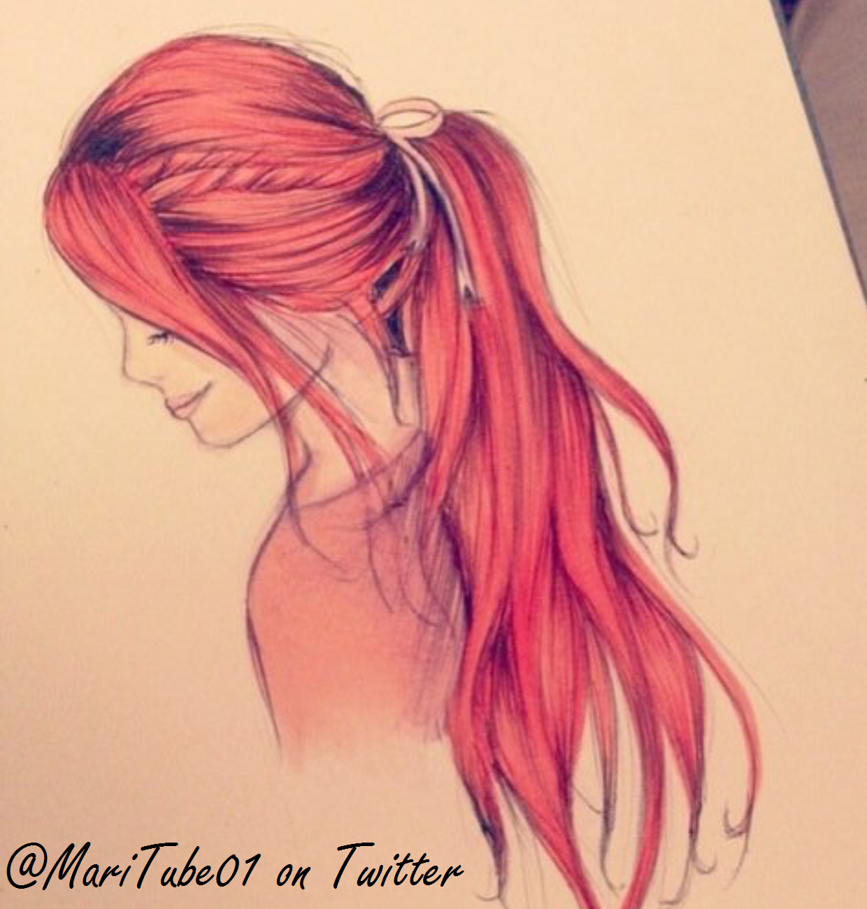 """Ribbon"" by @MariTube01"