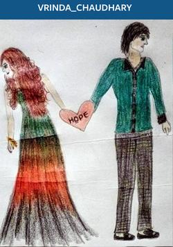 """Hope"" by @vrinda_chaudhary"