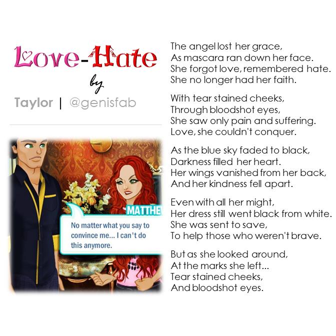 """Love-Hate"" © 2015"