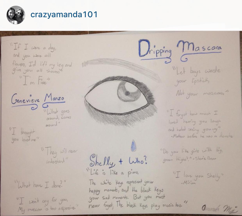 """""""Quotes"""" by @crazyamanda101"""