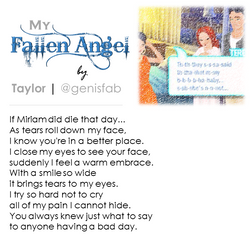 """""""My Fallen Angel"""" © 2015"""