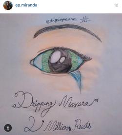"""Green Eyes"" by @ep.miranda"