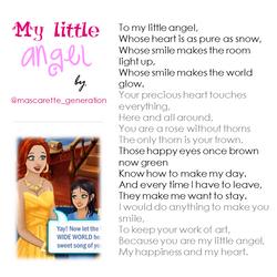 """""""My Little Angel"""" © 2016"""