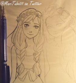 """""""Fairy"""" by @MariTube01"""