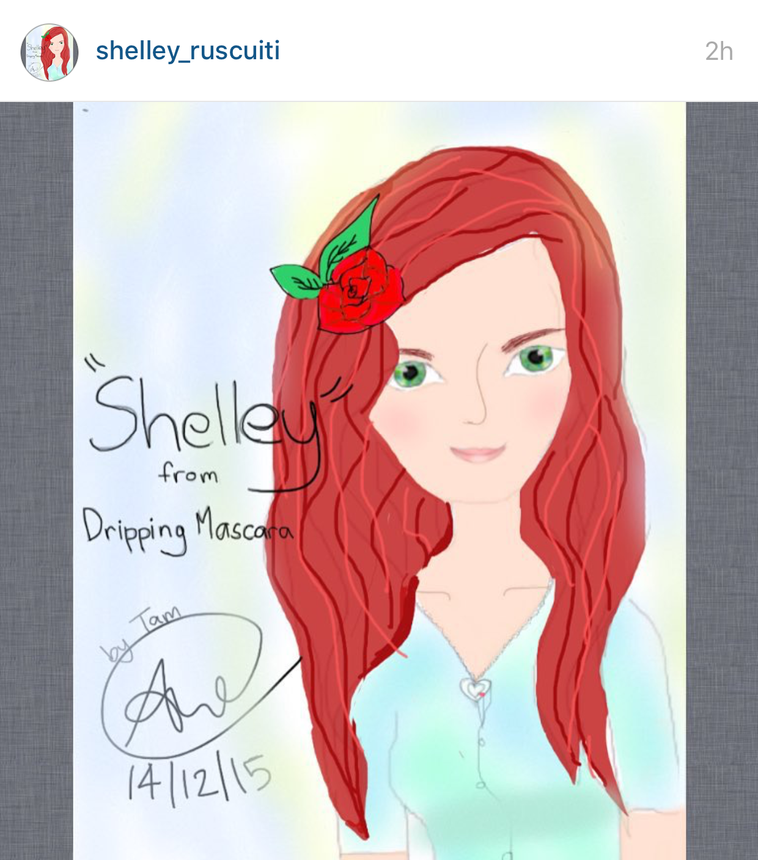 """Shelley"" by @shelley_ruscuiti"