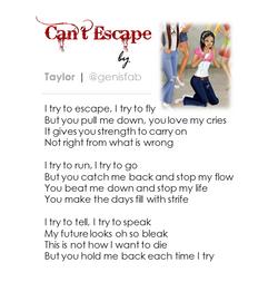 """""""Can't Escape"""" © 2015"""