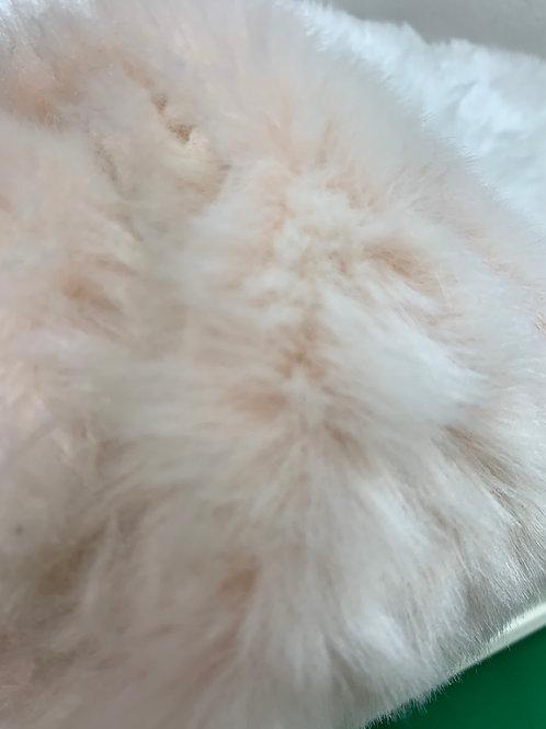 Blush Pink Fur