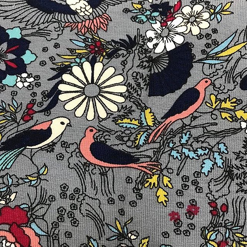Birds and flowers Jersey