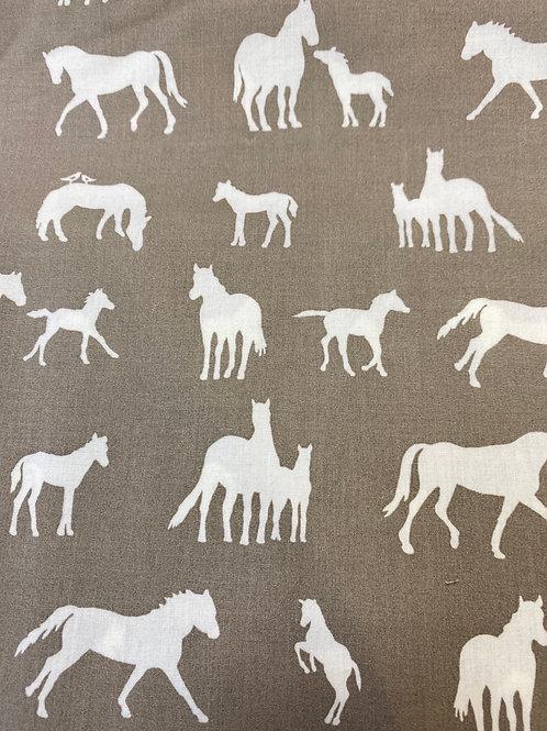 Horses organic cotton