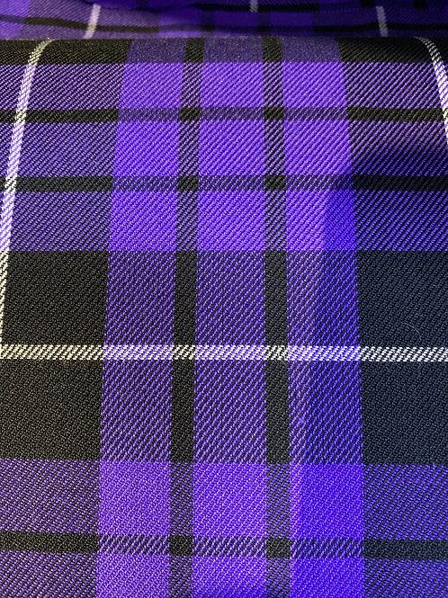 Tartan Purple 150cm