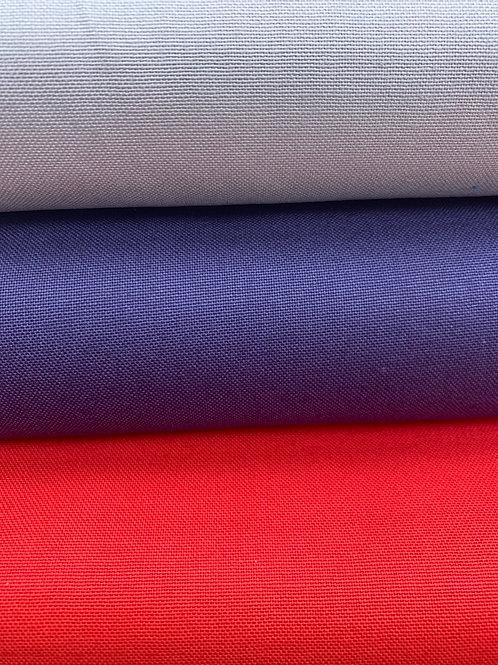 Cotton canvas 20 colours