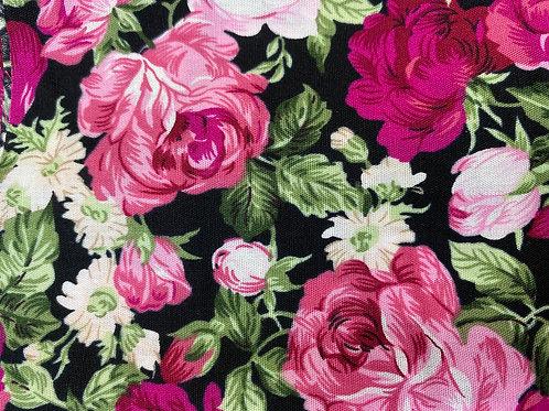 Rose garden cotton