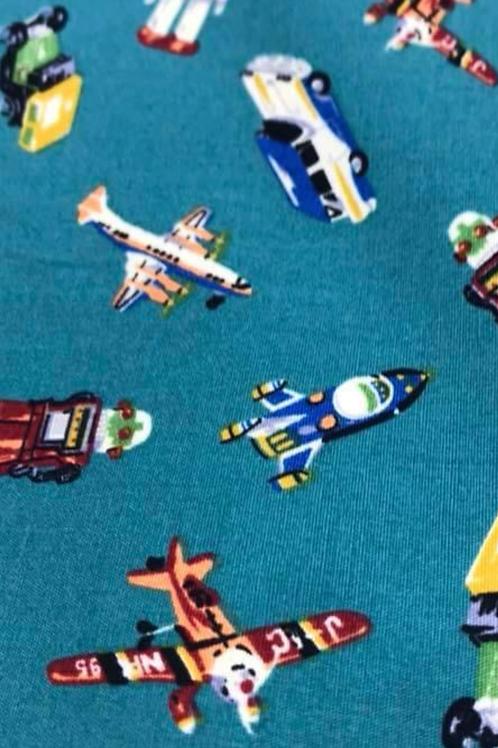 1950s Robots planes