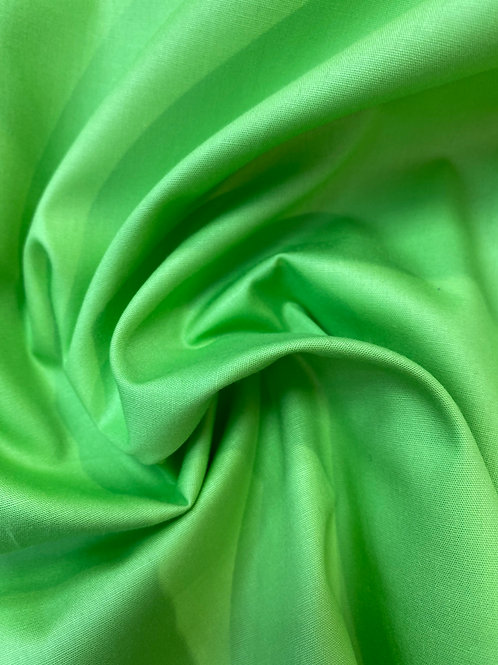 Lime 100% cotton