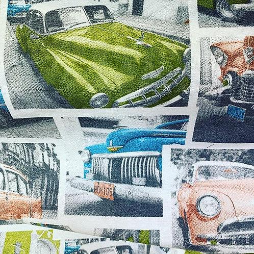 1950s  cuba Vintage cars