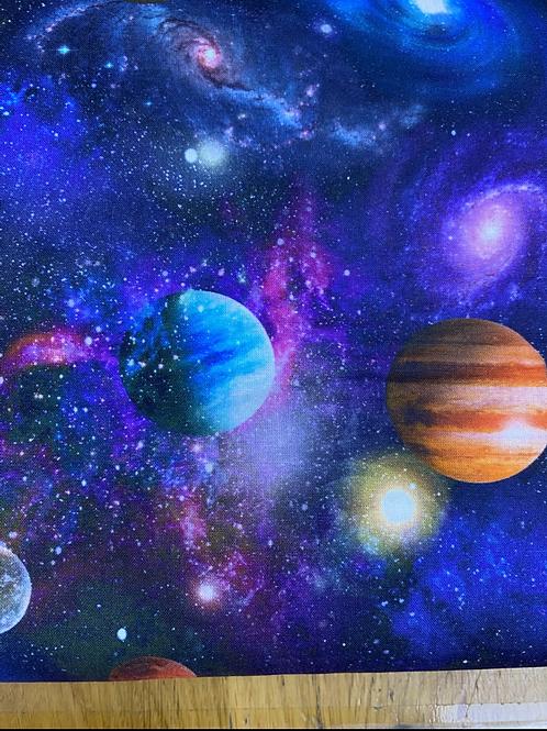 Planets 100% cotton