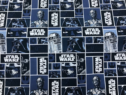 Star Wars cotton