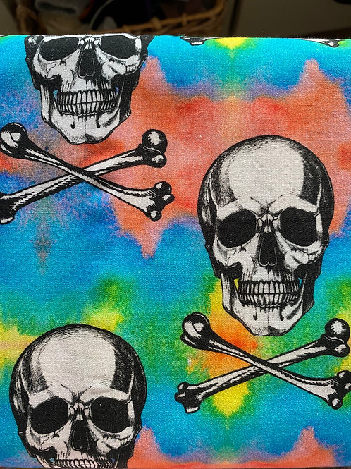 Digital Skulls cotton