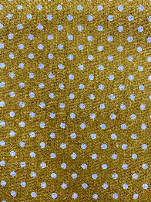 Mustard spot cotton