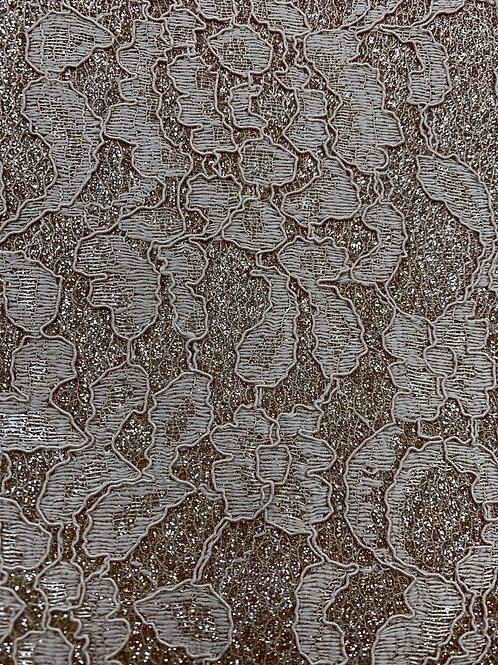 Gold lace lama