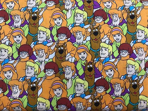 Scoobydoo cotton