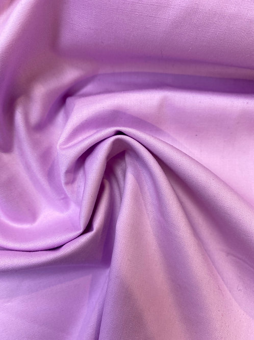 Lilac cotton