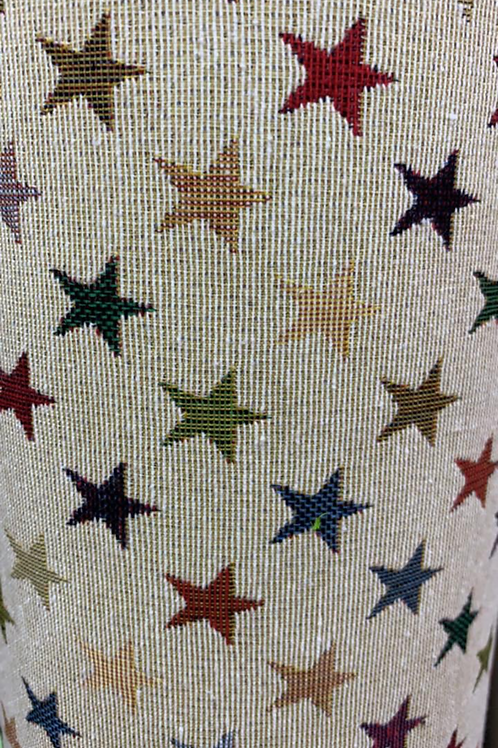 Star upholstery fabric