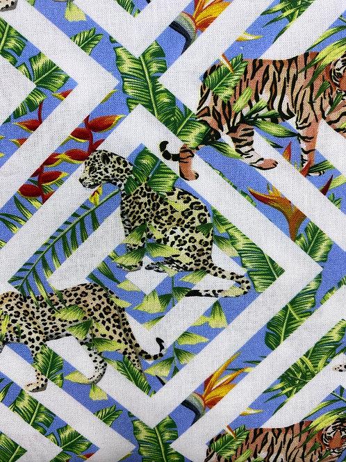 Jungle tiger & leopard