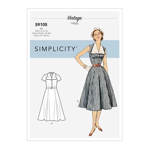 Simplicity vintage