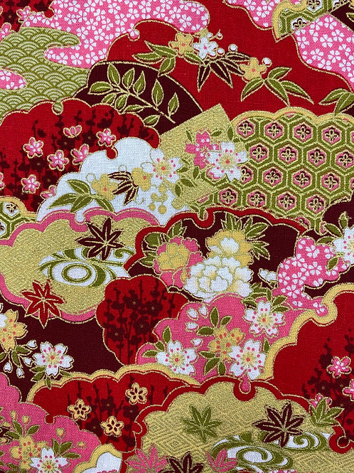 Japanese cotton prints