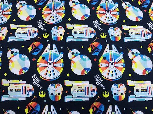 Star Wars cotton